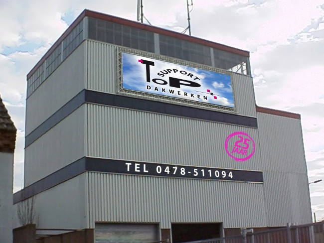 Top support dakwerken 25 jaar